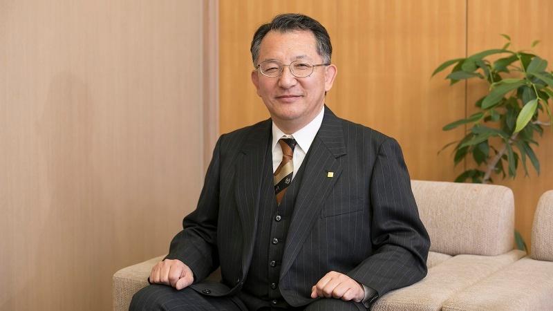 代表取締役社長 谷 典幸