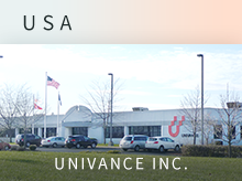 UNIVANCE INC.(U.S.A.)