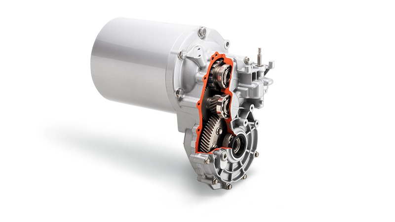 Gearboxes with Integrated Parking Lock Systems