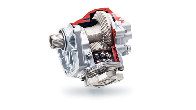 4WD Transfer Cases for FWD Vehicles
