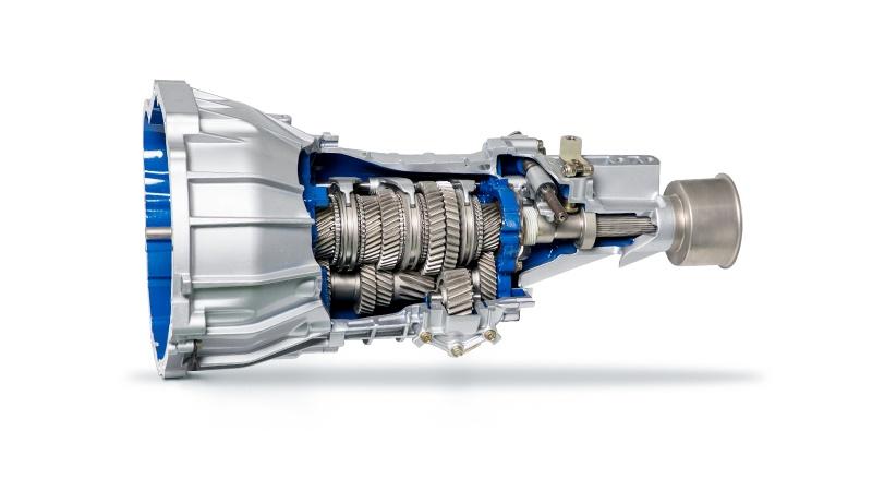 縦置きエンジン車用トランスミッション