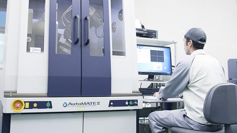 X線応力測定器