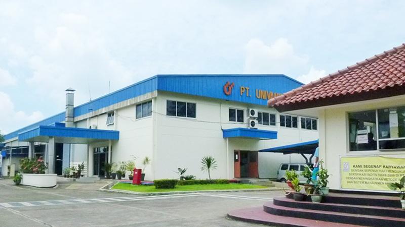 PT.UNIVANCE INDONESIA(インドネシア)